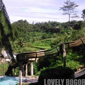 Taman Wisata Curug Luhur Bogor