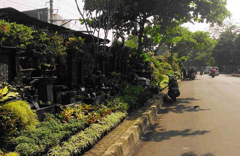 Jalan Dadali Bogor