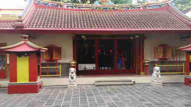 Vihara Dhanagun – Simbol Keberadaan