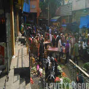 Pasar Bogor – (Dulunya) Sebuah Lahan Sewaan
