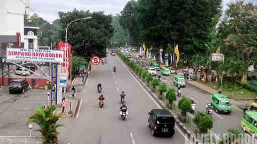 Bogor Public Transportation