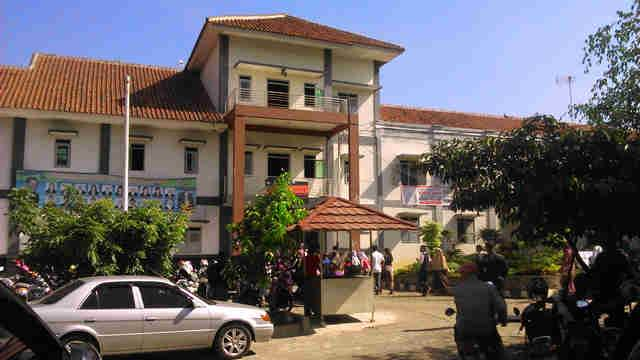 Borcess - Bogor Center School - Gerbang