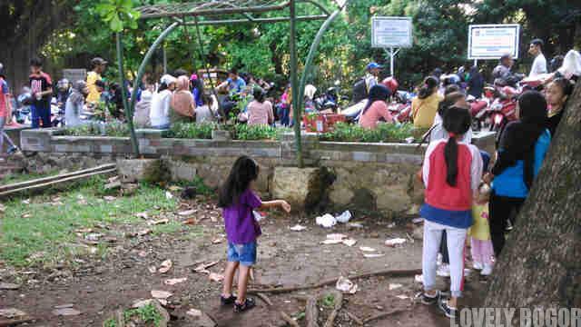 Car Free Day a la Bogor – Pasar ?