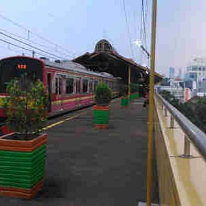 Rute Commuter Line