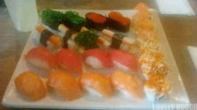 Makanan Khas Jepang a la Ichiban Sushi