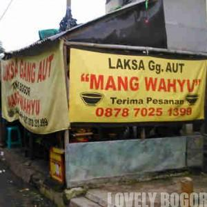 Laksa Gang Aut Bogor