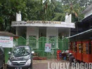Cara Menuju Kebun Raya Berjalan Kaki Dari Stasiun Bogor