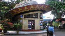 Taman Topi – si Plaza Kapten Muslihat