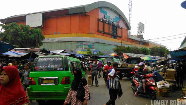 Plaza Dewi Sartika – Bagian Tak Resmi Pasar Anyar