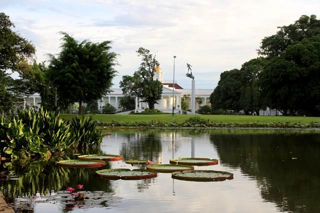 Istana Bogor 2017 a