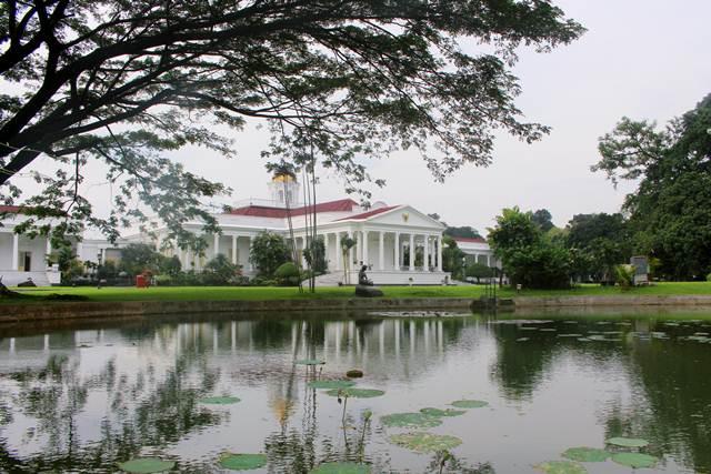 Istana Bogor – Kisah Sebuah Perjalanan
