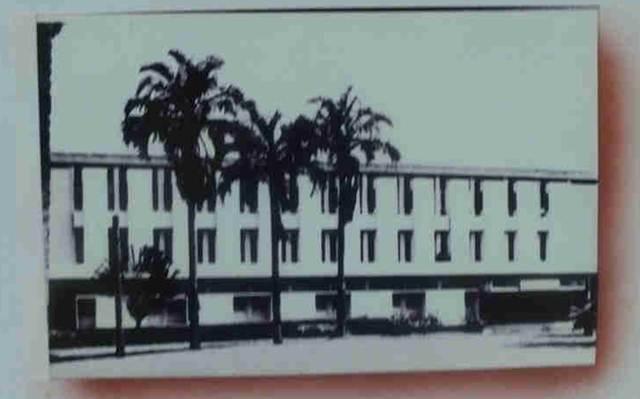 Museum Zoologi Bogor - Foto zaman dahulu