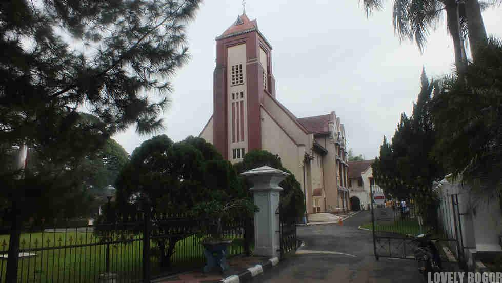 Gereja Zebaoth Bogor – Gereja Ayam