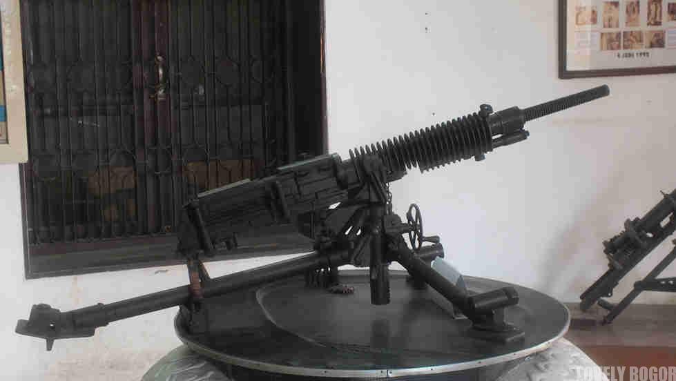 Visit to Museum Perjuangan Bogor