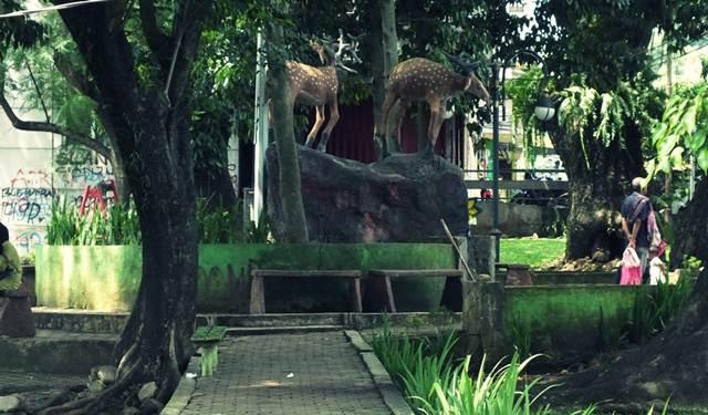 Taman Peranginan Jalan Sudirman Bogor 2