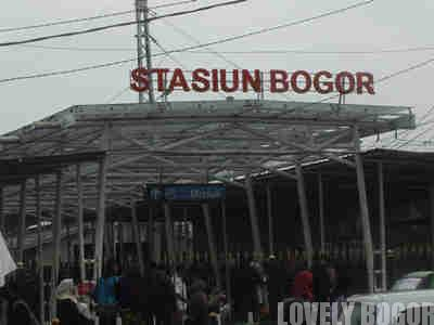Menuju Bogor dari Bekasi