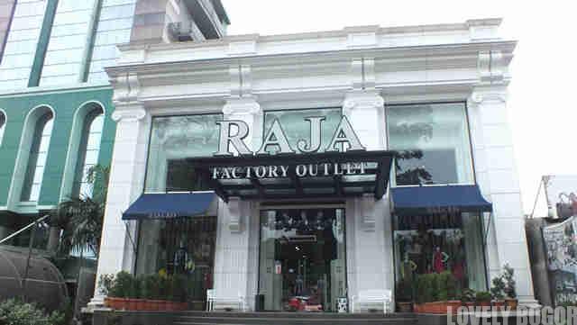 Factory Outlet di Bogor – Mari Berbelanja