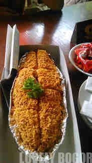 Macaroni Panggang – jangan pesan makanan biasa