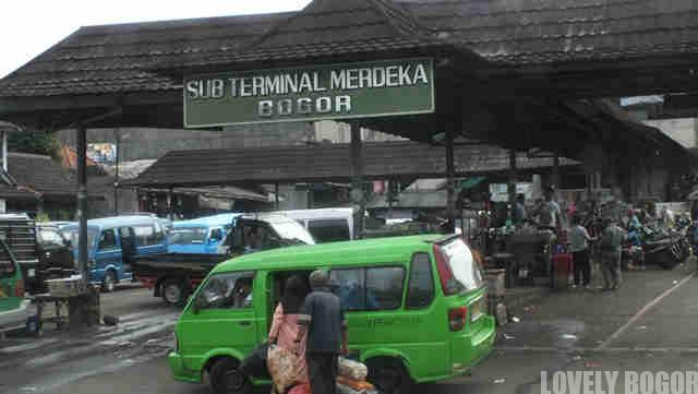 Terminal Merdeka Bogor