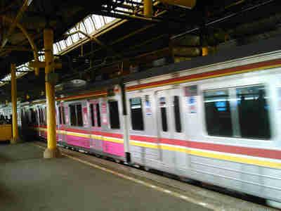 Etika Penumpang Commuter Line