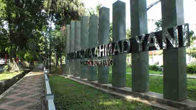Hutan Kota Ahmad Yani