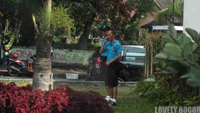 Park Ranger Bogor Si Penjaga Taman