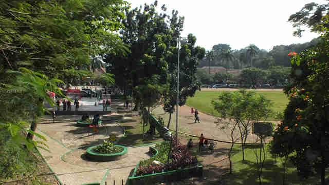 Lapangan Sempur – Ruang Terbuka hijau