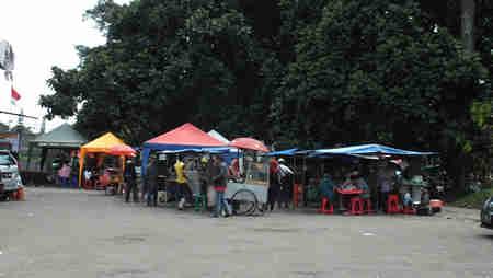 Pojok Kuliner Nusantara di Bogor