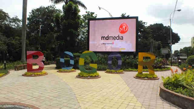 Taman Perlintasan Bogor – Taman B O G O R
