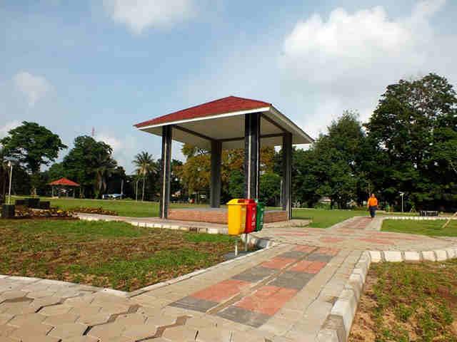 Pelajar Bogor Bentuk Satgas Taman
