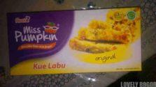Cake Labu Kuning ala Miss Pumpkin