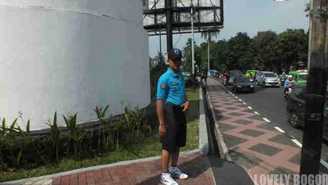 Penjaga Taman Kota Bogor – Park Ranger