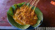 Sate Padang Mak Itam Sawojajar