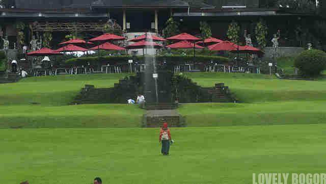 Taman Astrid -Kebun Raya Bogor