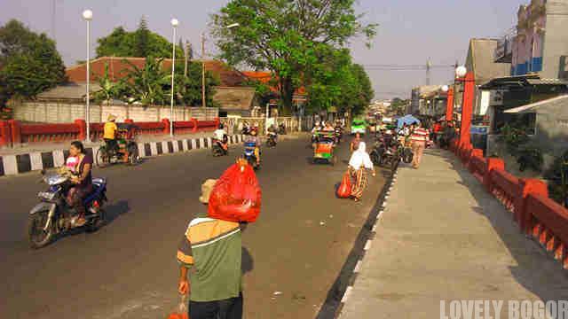Jalan MA Salmun – Gas Fabriek Weg