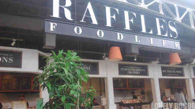 Raffles Foodlife – Kuliner Tradisional Bisa Juga Nyaman