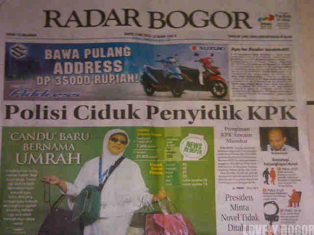 Radar Bogor – Membawa Dunia ke Bogor