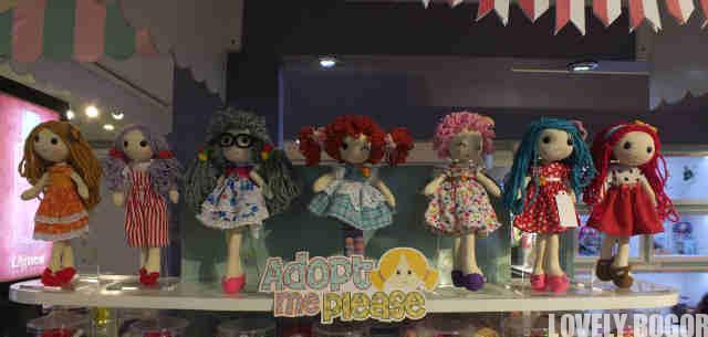 Lovely Doll – Barbie-nya Bogor