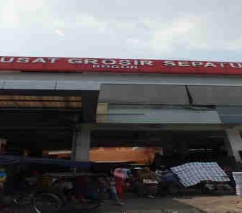 Pusat Grosir Sepatu Bogor
