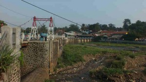 Bendung Katulampa Bogor