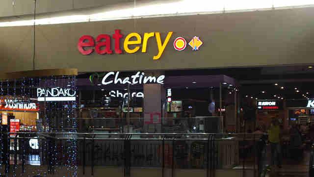Eatery Foodcourt – Pojok Kuliner Modern