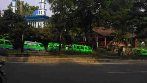 Efek Buruk Angkot Bagi Kota Bogor