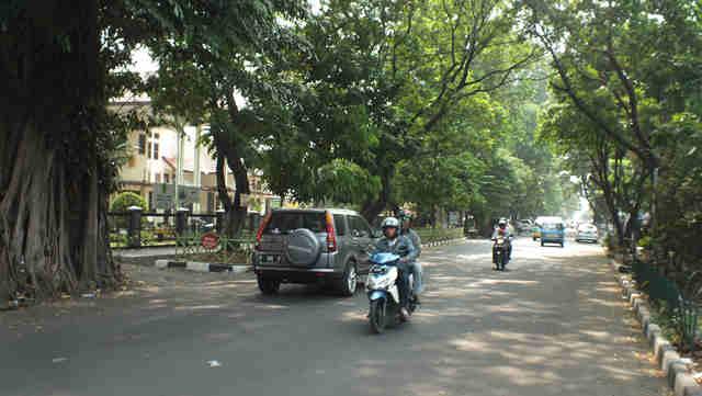 Kawasan Parkir Tarif Khusus di Kota Bogor