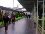 Menuju Gambir dari Bogor