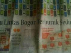 Lalu Lintas Bogor