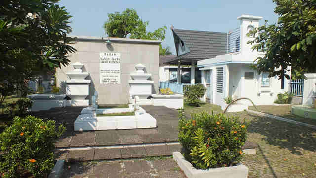 Makam Raden Saleh – Cagar Budaya Ngumpet