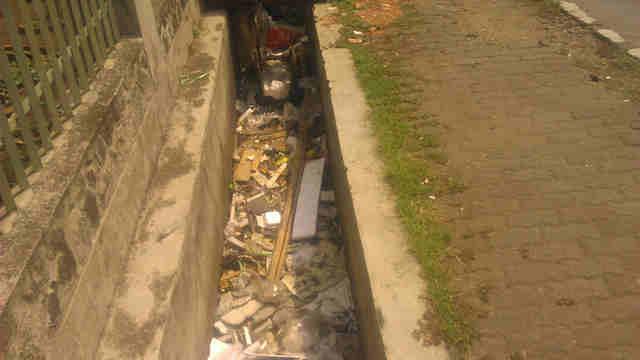 Saluran Air di Kota Bogor