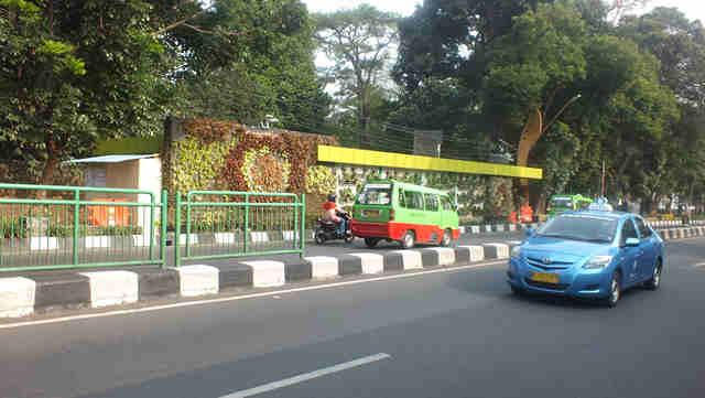 Taman Gantung – Sebuah Kesia-siaan?