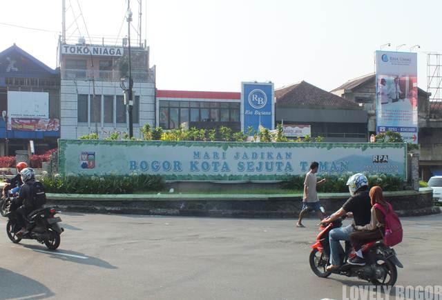 Bogor , Ketika Keindahan Dan Keruwetan Menyatu
