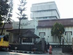 GEdung Badan Penelitian Tanah Bogor